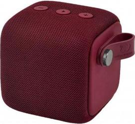 Boxa portabila FRESH 'N REBEL Rockbox Bold S Bluetooth Waterproof Ruby red