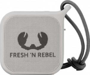 Boxa portabila FRESH 'N REBEL Rockbox Pebble Bluetooth Waterproof Cloud
