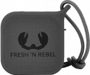 Boxa portabila FRESH N REBEL Rockbox Pebble Bluetooth Waterproof Concrete