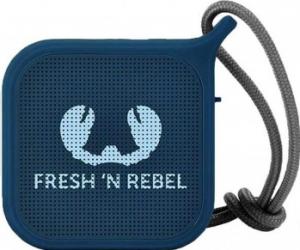 Boxa portabila FRESH 'N REBEL Rockbox Pebble Bluetooth Waterproof Indigo