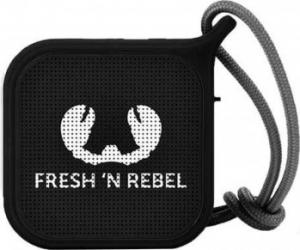 Boxa portabila FRESH 'N REBEL Rockbox Pebble Bluetooth Waterproof Ink