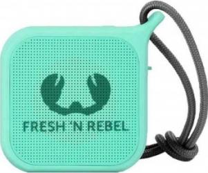 Boxa portabila FRESH 'N REBEL Rockbox Pebble Bluetooth Waterproof Peppermint