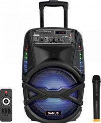 Boxa portabila Samus Karaoke 8 300W Black
