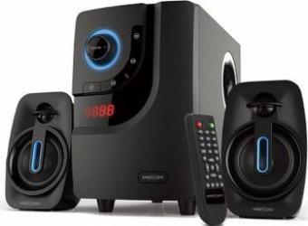 Boxe Bluetooth 2.1 Akyta AB-3760 40W Negre
