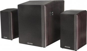 Boxe Microlab FC340 2.1 56W Maro