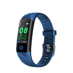 Bratara fitness inteligenta TKY-S5 cu functie de monitorizare ritm cardiac Tensiune arteriala Monitorizare somn Bratari Fitness
