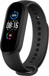 Bratara fitness Xiaomi Mi Smart Band 5 AMOLED waterproof bluetooth Negru Bratari Fitness