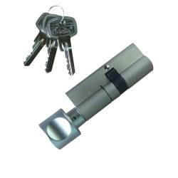Butuc pentru yala Idella cu cheie frezata cu buton stanga 40.5x60.5 mm Butuci, Yale si Incuietori