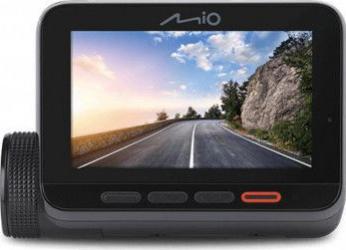 Camera video auto Mio MiVue 821 2.7 inch Full HD Senzor G Negru Camere Video Auto