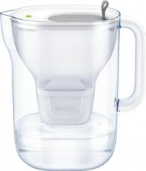 Cana de filtrare apa Brita Style XL 3.6 L Maxtra+ Alb Gri Cani filtrante si Accesorii