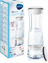 Carafa filtranta Brita Fill and Serve 1.3L Transparent Cani filtrante si Accesorii