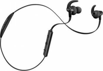 Casti Bluetooth Fresh n Rebel In-Ear Lace Negre