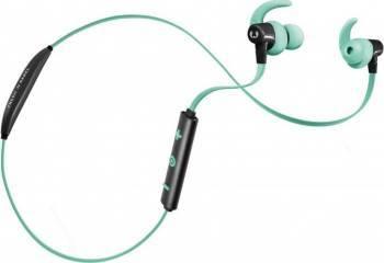 Casti Bluetooth Fresh n Rebel In-Ear Lace Verzi