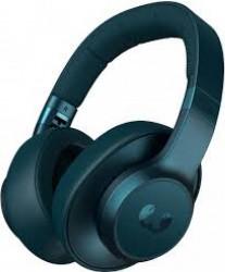 Casti fara fir Bluetooth Over Ear Fresh n Rebel Clam ANC Petrol Blue