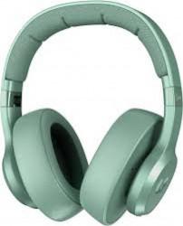 Casti fara fir Bluetooth Over Ear Fresh n Rebel Clam Misty Mint Green