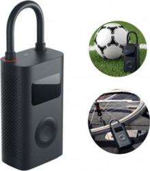 Pompa electrica portabila (compresor aer) Xiaomi Mi Portable Electric Air Pump 2000 mAh microUSB 0.5 Kg Accesorii vehicule electrice