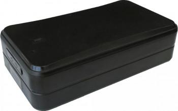 Dispozitiv de urmarire MyKi Auto GSM GPS pentru vehicule Negru