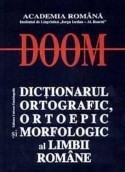 DOOM - Dictionarul ortografic ortoepic si morfologic al limbii romane Carti