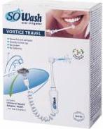 Dus bucal portabil So Wash Vortex Travel 3 jeturi Hidropulsante Periute electrice si dus bucal