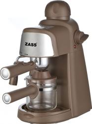 Espressor manual Zass ZEM 05 800W Dispozitiv Cappuccino Maro