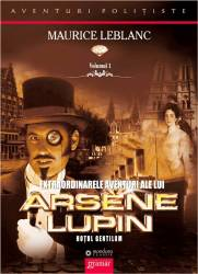 Extraordinarele aventuri ale lui Arsene Lupin Carti