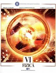 Fizica manual pentru clasa a VI-a autor Mihaela Garabet Carti