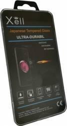 Folie Sticla Xell 2.5D Silk Print Full Cover Huawei P10 Plus Negru