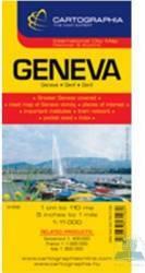 Geneva - Harta turistica si rutiera Harti