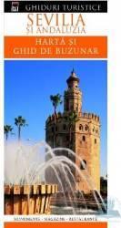 Ghiduri turistice - Sevilia si Andaluzia - Harta si ghid de buzunar Harti