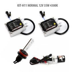 H11 NORMAL 12V 35W 4300K