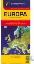 Harta Europa Harti