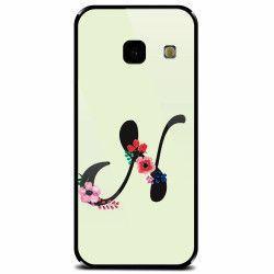 Husa din sticla securizata pentru Samsung Galaxy J4 Plus Litera N