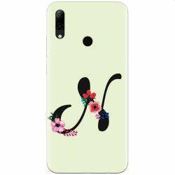 Husa silicon pentru Huawei P Smart Z Litera N