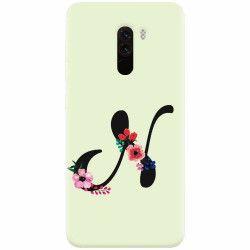 Husa silicon pentru Xiaomi Pocophone F1 Litera N