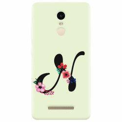 Husa silicon pentru Xiaomi Remdi Note 3 Litera N