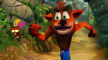 Joc Crash Bandicoot N Sane Trilogy Crash Bandicoot N Sane Trilogy Pentru Playstation 4