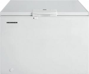 Lada frigorifica Heinner HCF-M250EA++ 250 L Clasa A++ Alb Lazi si congelatoare