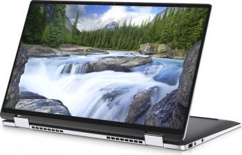 Laptop 2in1 Dell Latitude 9510 Intel Core (10th Gen) i7-10810U 256GB 8GB FullHD Touch Win10 Pro Tast. ilum. FPR