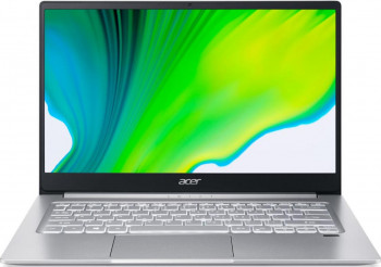 Ultrabook Acer Swift 3 SF314-42 AMD Ryzen 5 4500U 256GB SSD 8GB AMD Radeon Graphics FullHD Linux FPR Tast. ilum. Silver