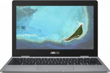 Laptop ASUS ChromeBook C223NA Intel Celeron Dual Core N3550 32GB eMMC 4GB HD Chrome OS BT Gray Laptop laptopuri