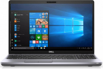 Laptop Dell Latitude 5511 Intel Core (10th Gen) i5-10400H 256GB SSD 8GB FullHD Win10 Pro Tast. ilum. Black