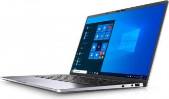 Laptop Dell Latitude 9510 Intel Core (10th Gen) i7-10810U 512GB SSD 16GB FullHD Win10 Pro Tas. il. Silver