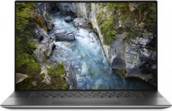 Laptop Dell Precision 5750 Intel Core (10th Gen) i7-10750H 512GB SSD 16GB Quadro T2000 4GB FullHD+ Win10 Pro Tast. ilum. FPR Titan Grey