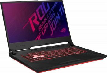 Laptop Gaming ASUS ROG Strix G15 G512LI Intel Core (10th Gen) i7-10870H 512GB SSD 8GB NVIDIA GeForce GTX 1650 Ti 4GB FullHD Tast. ilum.