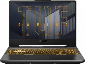 Laptop Gaming ASUS TUF A15 FA506QM AMD Ryzen 7 5800H 512GB SSD 16GB GeForce RTX 3060 6GB FullHD 144Hz Tast. ilum. Eclipse Gray Laptop laptopuri