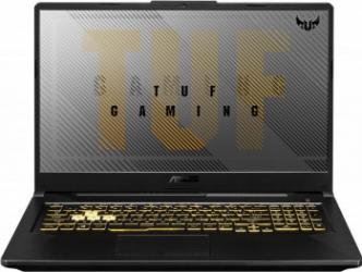 Laptop Gaming ASUS TUF A17 FA706IU AMD Ryzen 7 4800H 512GB SSD 8GB GeForce GTX 1660Ti 6GB FullHD 120Hz Tast. ilum. Fortress Gray Laptop laptopuri