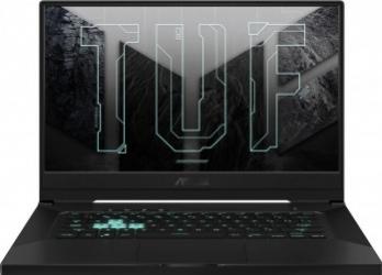 Laptop Gaming ASUS TUF Dash F15 FX516PR Intel Core (11th Gen) i7-11370H 1TB SSD 16GB GeForce RTX 3070 8GB FullHD 240Hz Endless T. il. Gray
