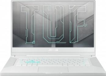 Laptop Gaming ASUS TUF Dash F15 FX516PR Intel Core (11th Gen) i7-11370H 1TB SSD 16GB GeForce RTX 3070 8GB FullHD 240Hz T.il. Moonlight White Laptop laptopuri