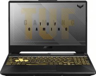 Laptop Gaming ASUS TUF F15 Intel Core (10th Gen) i5-10300H 512GB SSD 8GB GeForce GTX 1650 Ti 4GB FullHD Endless RGB Grey Laptop laptopuri