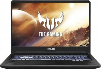 Laptop Gaming ASUS TUF FX505DT AMD Ryzen 7 3750H 512GB SSD 8GB NVIDIA GeForce GTX 1650 4GB FullHD RGB Black Resigilat